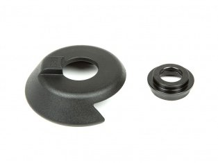 "BSD ""Jersey Barrier Drive Side"" Rear Hubguard"