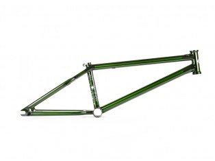 "Cult ""Hawk"" BMX Rahmen - Transparent Colors"