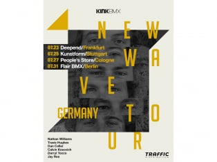 Kink New Wave Germany Tour 2018