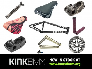 Kink Bikes 2018 Parts - Now available!