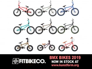 Fit 2019 BMX Bikes - In stock!