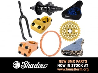New Shadow 2019 BMX Parts - In stock!