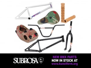 New Subrosa 2019 BMX Parts - In stock!