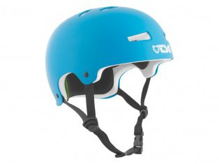 "TSG ""Evolution Solid Colors"" Helm - Satin Dark Cyan"
