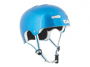 "TSG ""Evolution Special Makeup"" Helm - Metallic Blue"