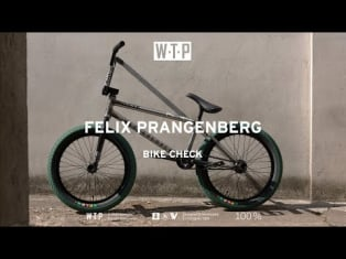 Felix Prangeberg - wethepeople Bikecheck Video & Verlosung
