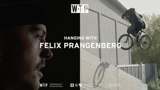 Hanging with Felix Prangenberg BMX Video