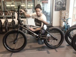 Kevin Nikulski - Bike Check