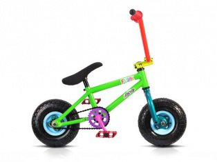 "Rocker BMX ""Funk"" Mini BMX Bike"