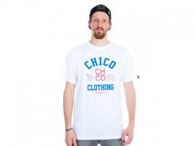 "Chico Clothing ""Company"" T-Shirt - White"
