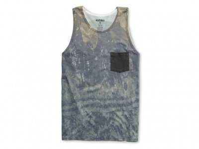 "Etnies ""Crystalizer Pocket"" Tank Top - Olive"