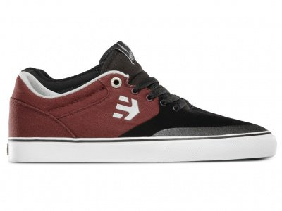 "Etnies ""Marana Vulc"" Schuhe - Black/Red (Aaron Ross)"