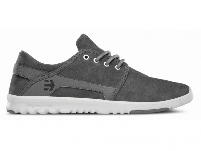 "Etnies ""Scout"" Shoes - Dark Grey / Grey (Aaron Ross)"