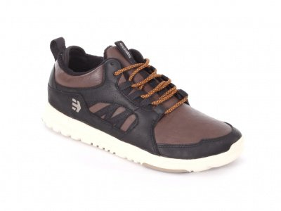"Etnies ""Scout MT"" Shoes - Black/Brown"