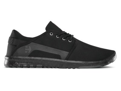 "Etnies ""Scout"" Schuhe - Black/Charcoal (Aaron Ross)"