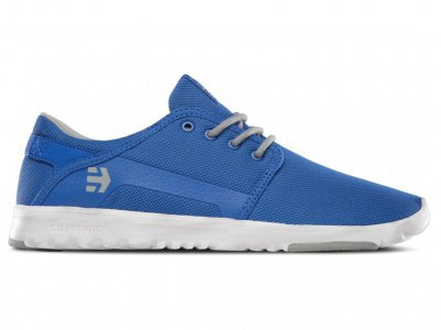 "Etnies ""Scout"" Shoes - Blue/Grey/White (Aaron Ross)"