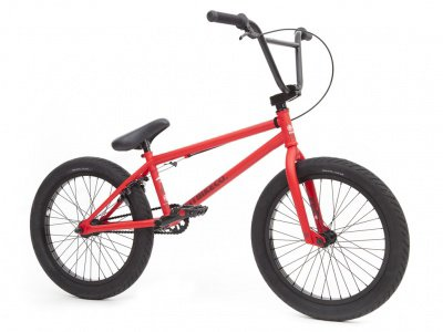 "Fit Bike Co. ""Dugan 1"" 2016 BMX Rad - Matte Red"