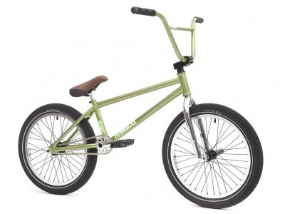 "Fit Bike Co. ""Mac 2"" 2016 BMX Rad - Trans Lime Green"
