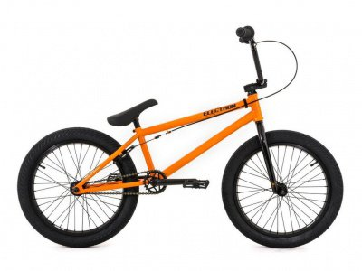 "Flybikes ""Electron"" 2016 BMX Rad - Gloss Orange / RHD"