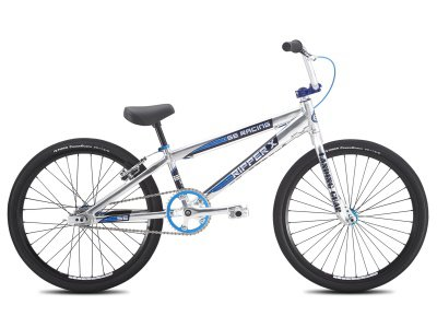 "SE Bikes ""Ripper Expert"" 2016 BMX Race Rad - High Polish Silver"