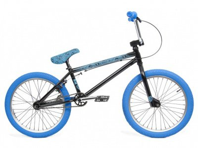 "Subrosa Bikes ""Altus"" 2016 BMX Bike - Gloss black / Blue"