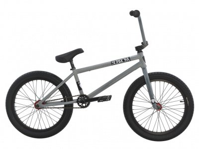 "Subrosa Bikes ""Arum"" 2016 BMX Rad - Grey / Black Crackle"