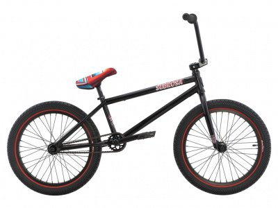"Subrosa Bikes ""Malum"" 2016 BMX Bike - Hot Rod Gloss Black"