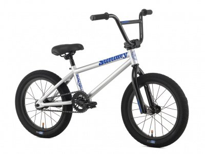 "Sunday Bikes ""Blueprint 16"" 2016 BMX Bike - 16 Inch / Blue"
