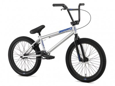"Sunday Bikes ""Blueprint"" 2016 BMX Bike - Silver"