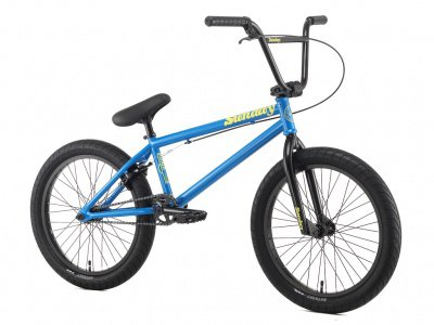 "Sunday Bikes ""Primer 20.5"" 2016 BMX Bike - Blue"