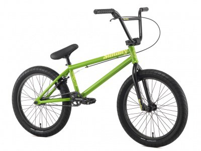 "Sunday Bikes ""Primer 20.5"" 2016 BMX Bike - Green"
