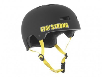 "TSG ""Evolution Charity"" Helm - Stay Strong"