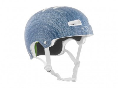 "TSG ""Evolution Special Makeup"" Helm - Denim"