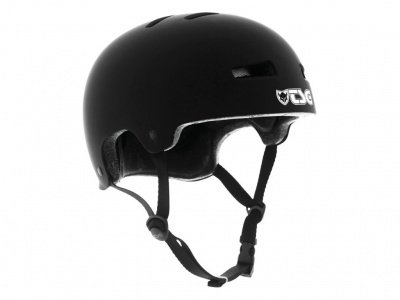 "TSG ""Evolution Solid Colors"" Helm - Flat Black"