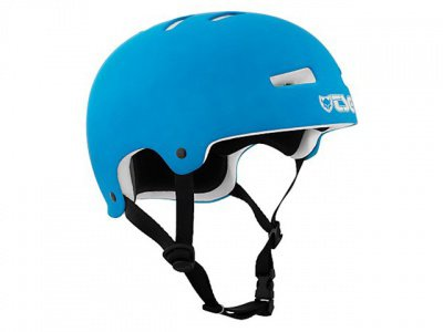 "TSG ""Evolution Solid Colors"" Helm - Flat Dark Cyan"