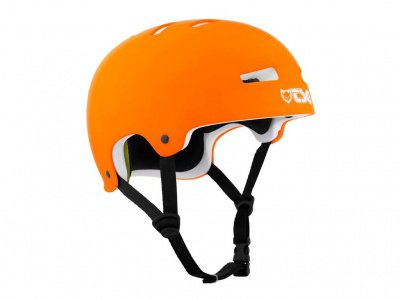 "TSG ""Evolution Solid Colors"" Helm - Flat Neon Orange"