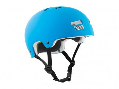 "TSG ""Kraken Solid Colors"" Helm - Flat Dark Cyan"