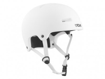 "TSG ""Nipper Maxi Solid Color"" Helm - Satin White 