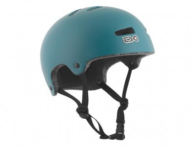 "TSG ""Superlight Solid Colors"" Helm - Satin Dark Teal"