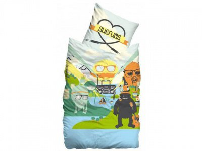 "Suenos ""Monster Fest"" Bedclothes"