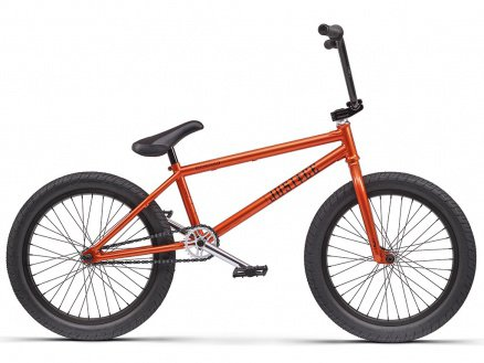 "wethepeople ""Justice"" 2016 BMX Bike - Glossy Metallic Orange"