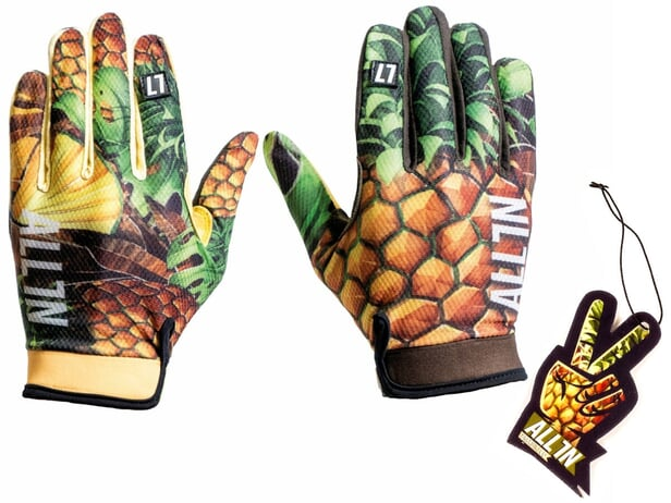 "ALL IN ""Pineapple Touch Dealer"" Handschuhe"