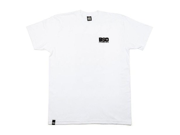 "BSD ""Lost"" T-Shirt - White"