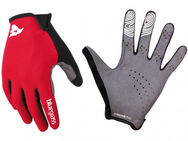 "Bluegrass ""Magnete Lite"" Handschuhe - Red/White"
