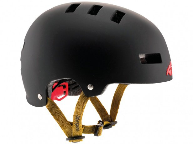 "Bluegrass ""Super Bold"" Helmet - Matt Black / Brown"