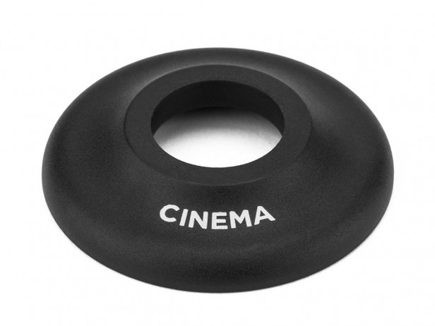 "Cinema Wheel Co. ""CF Nylon"" Front Hubguard"
