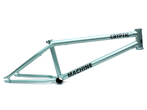 "Cryptic BMX ""Machine"" 2018 BMX Frame"