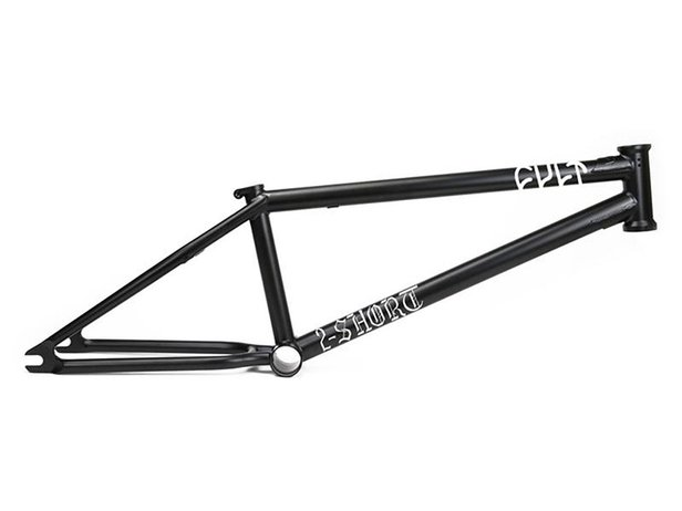 "Cult ""2 Short"" 2019 BMX Frame - Brakeless"