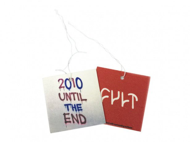 "Cult ""2010 Until The End"" Duftbaum"
