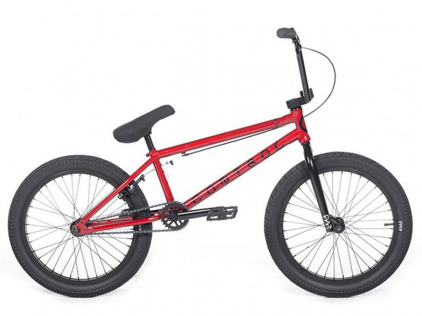 "Cult ""Control B"" 2018 BMX Bike - Red"